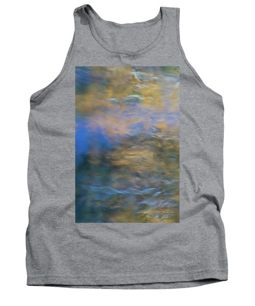 Merced River Reflections 18 Tank Top