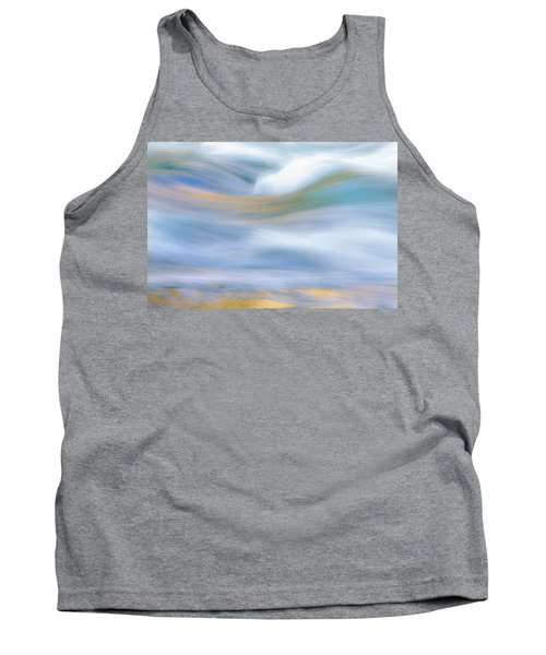 Merced River Reflections 19 Tank Top