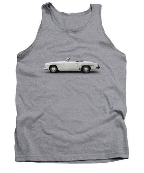 Mercedes 190sl Tank Top