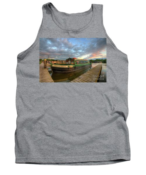 Tank Top featuring the photograph Mercia Marina 14.0 by Yhun Suarez