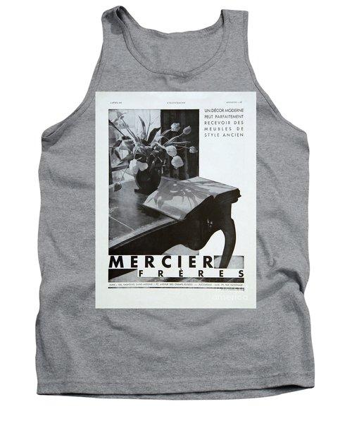 Mercier #8699 Tank Top