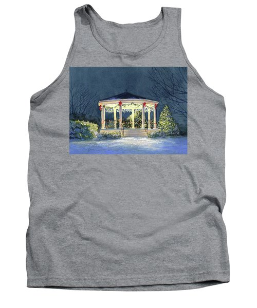 Merry And  Bright II Tank Top