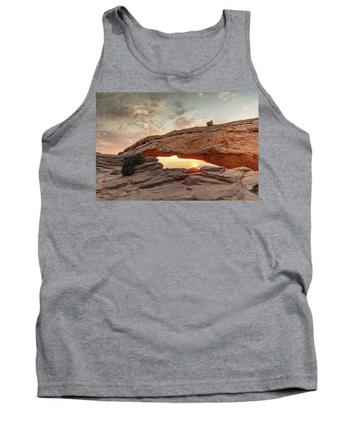 Mesa Arch At Sunrise Tank Top