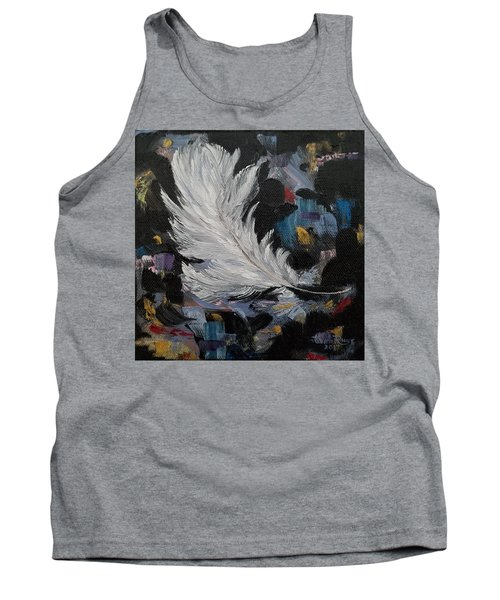 Message Received Tank Top