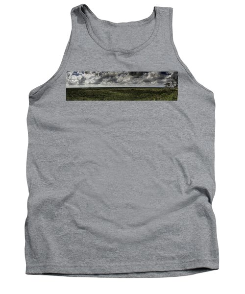 Mexican Jungle Panoramic Tank Top