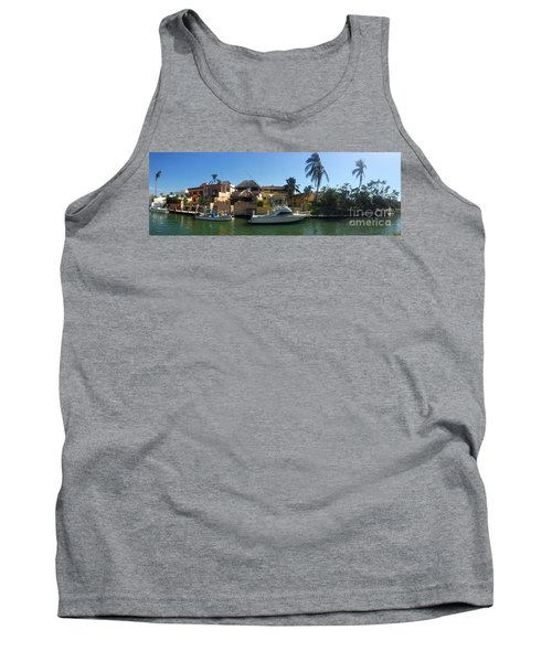 Tank Top featuring the photograph Mexico Memories 5 by Victor K
