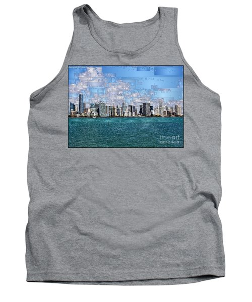 Miami, Florida Tank Top