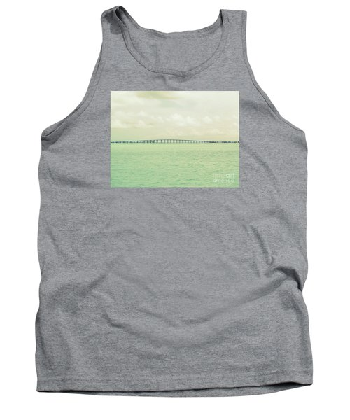 Miami  Tank Top by France Laliberte
