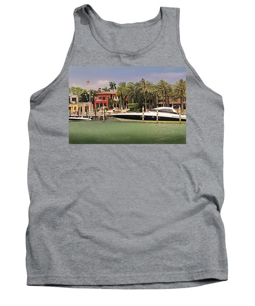Miami Style Tank Top