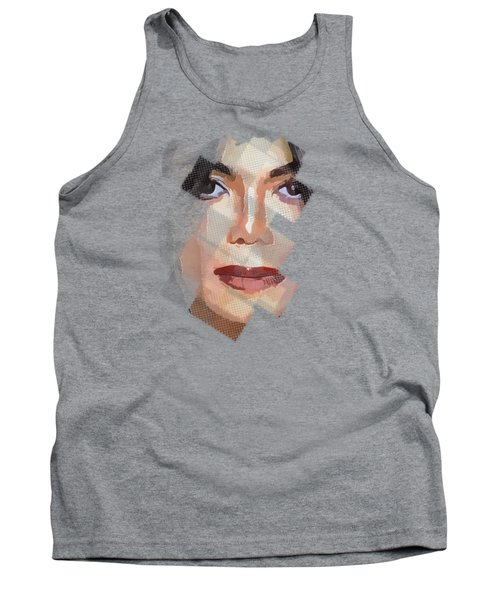 Michael Jackson T Shirt Edition  Tank Top