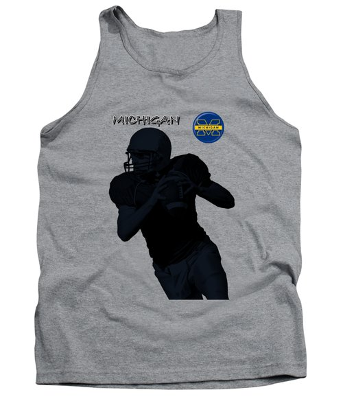 Michigan Football  Tank Top