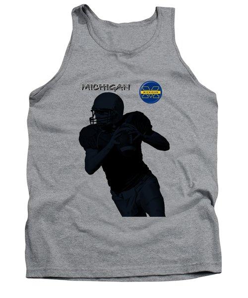 Michigan Football  Tank Top
