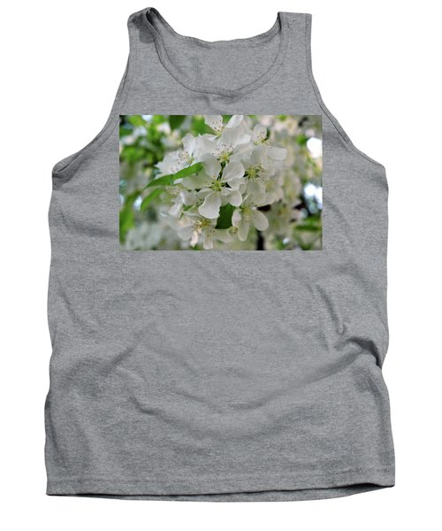 Tank Top featuring the photograph Michigan State Flower by LeeAnn McLaneGoetz McLaneGoetzStudioLLCcom
