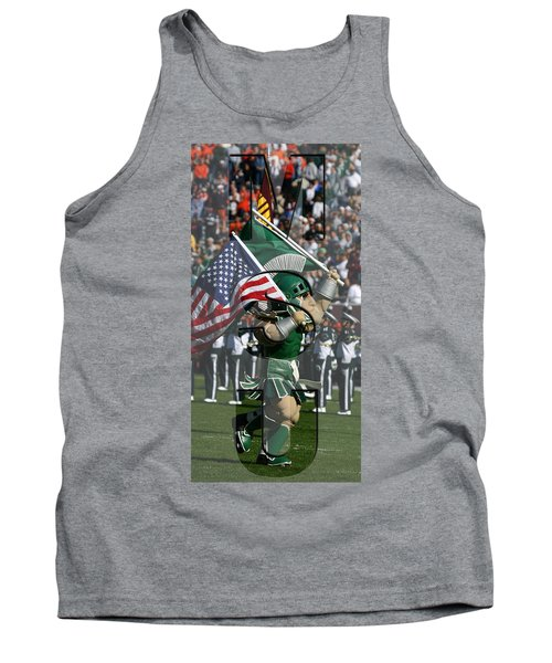 Michiganstate Sparty Tank Top