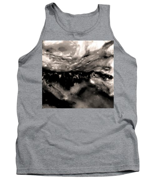 Middle Earth Shell Story Tank Top