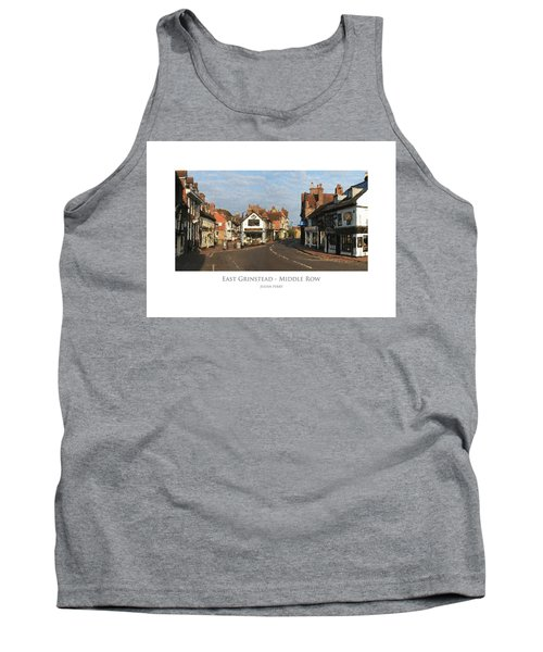 Middle Row East Grinstead Tank Top