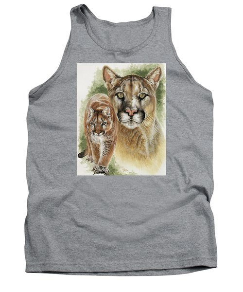 Mighty Tank Top by Barbara Keith