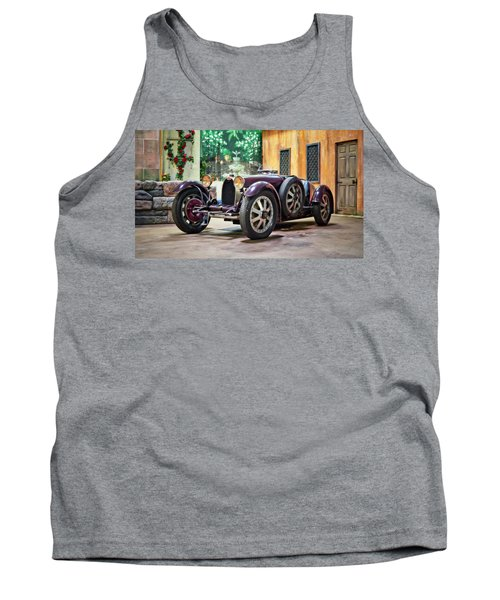 Tank Top featuring the photograph Mile-a-minute by Eduard Moldoveanu