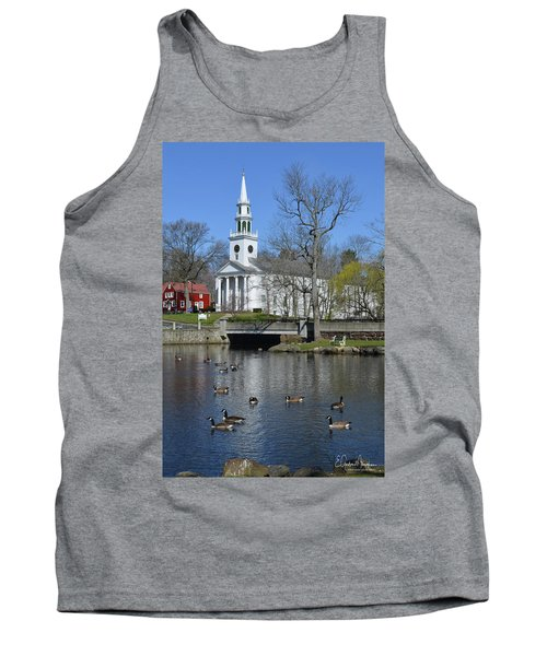Milford Congregational Church Tank Top