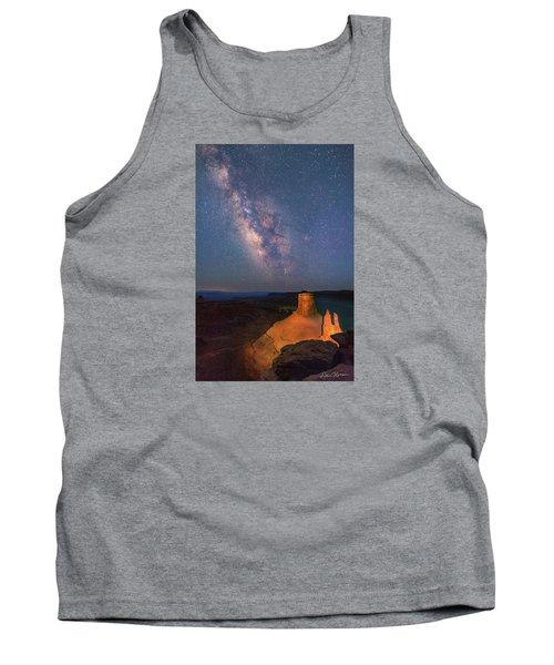 Milky Way At Marlboro Point Tank Top