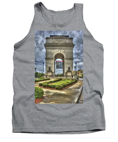 Millennium Gate Atlantic Station Midtown Atlanta Tank Top
