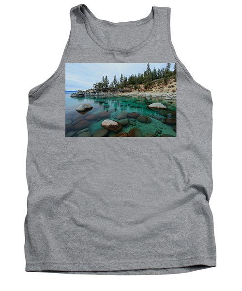 Mind Blowing Clarity Tank Top
