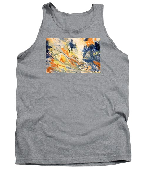 Mind Flow Tank Top by Gallery Messina