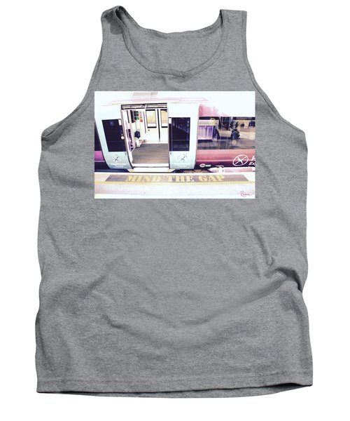 Mind The Gap Tank Top
