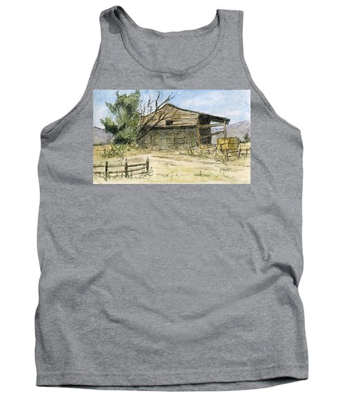 Mini No 1 Old Hay Shed Tank Top