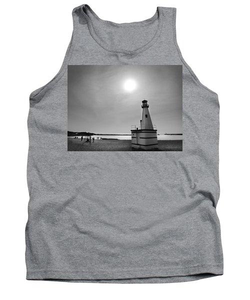 Miniature Lighthouse Tank Top