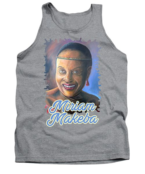 Miriam Makeba Tank Top