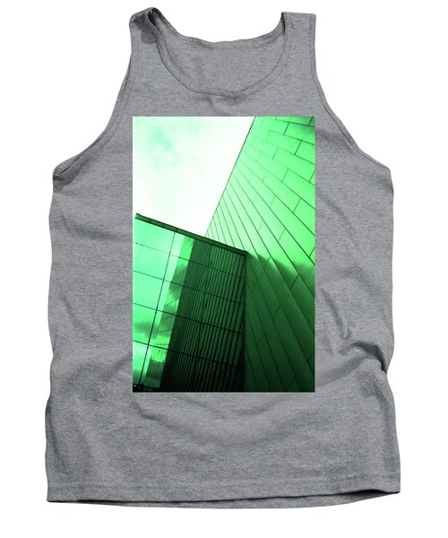 Mirror Building 2 Tank Top