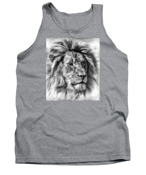 Tank Top featuring the photograph Mischievous  by Elaine Malott