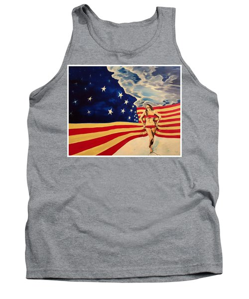 Miss America? Tank Top