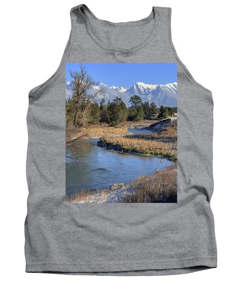 Mission Mountains Tank Top