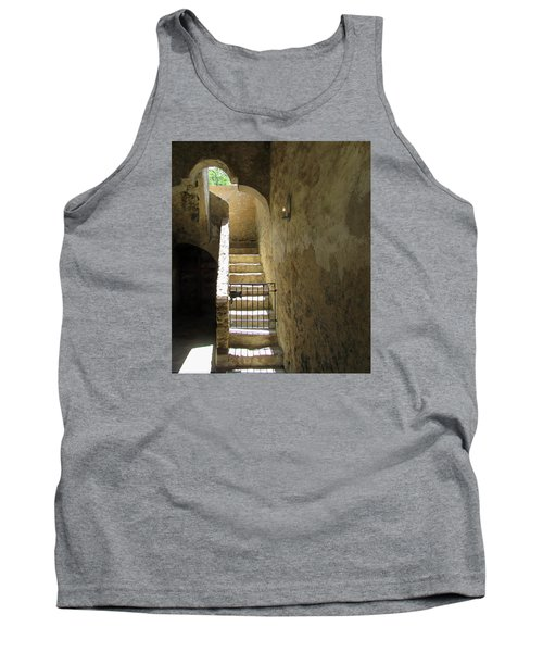 Mission Stairway  Tank Top