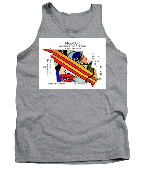 Missouri Tank Top