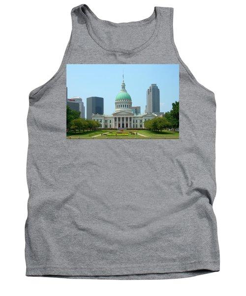 Missouri State Capitol Building Tank Top
