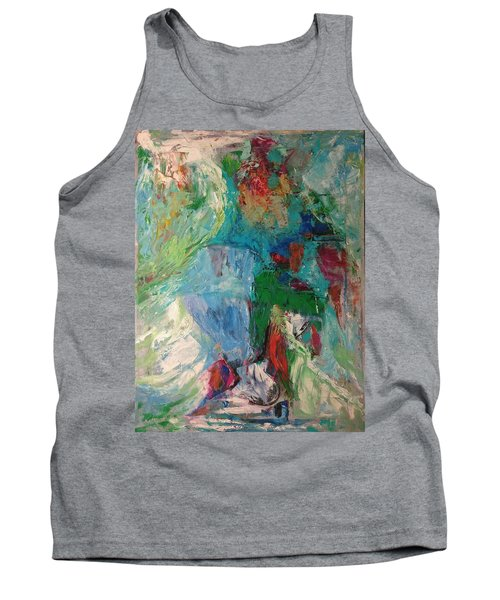 Misty Depths Tank Top