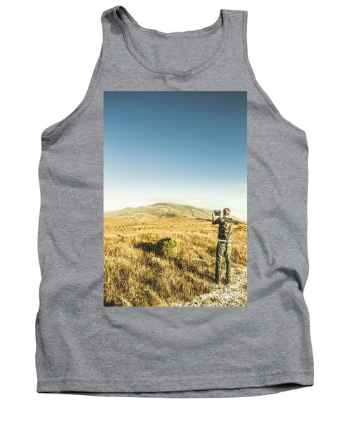 Misty Mountain Travels Tank Top