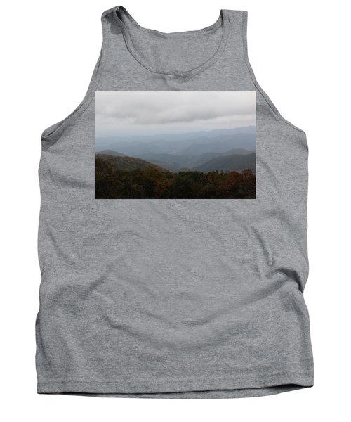 Misty Mountains More Tank Top