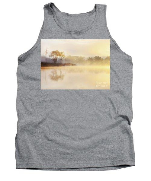 Misty Sunrise Loch Ard Tank Top