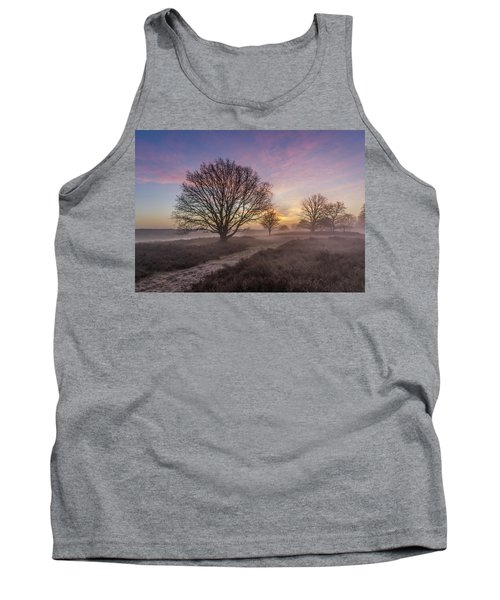 Misty Sunrise Tank Top