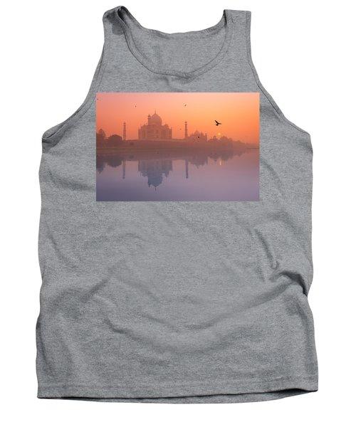 Misty Sunset Tank Top