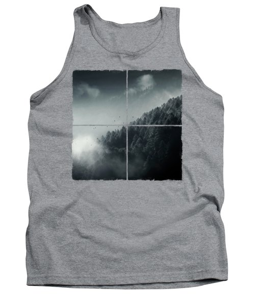 Misty Woodlands Tank Top