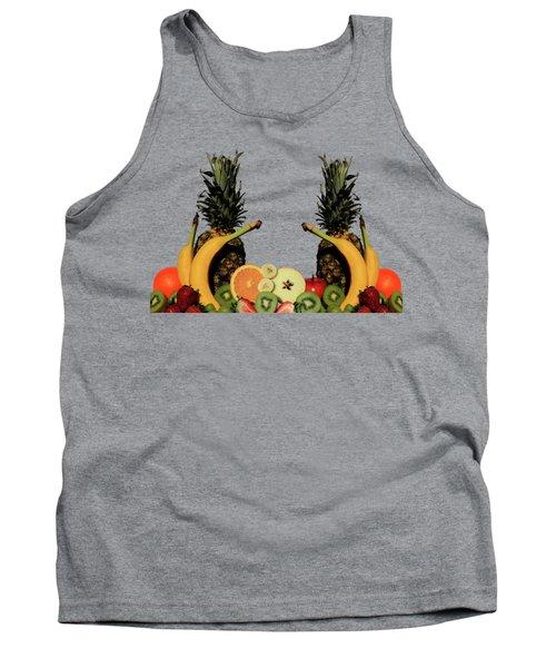 Mixed Fruits Tank Top