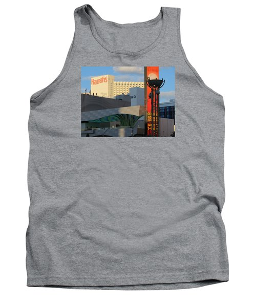 Modern Architecture Tank Top