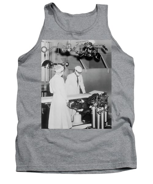 Tank Top featuring the photograph Modern Surgery by Daniel Hagerman