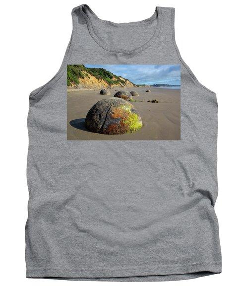 Moeraki Boulders Tank Top