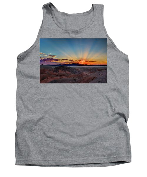 Mohave Sunrise Tank Top